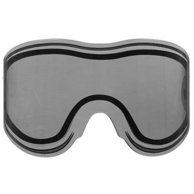 Empire Paintball Helix SuperCoat Anti-Fog Thermal Lens - Smoke (Thermal Goggle Empire Lens Vents)
