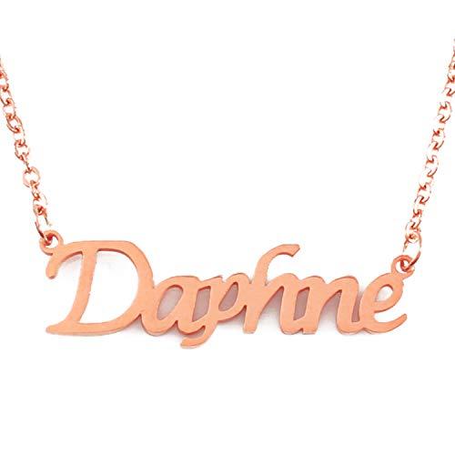 Zacria Daphne Name Necklace...