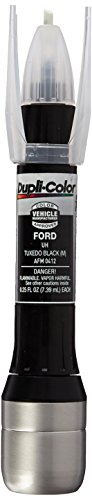 Dupli-Color EAFM04120 Black Exact-Match Automotive Touch-Up Paint