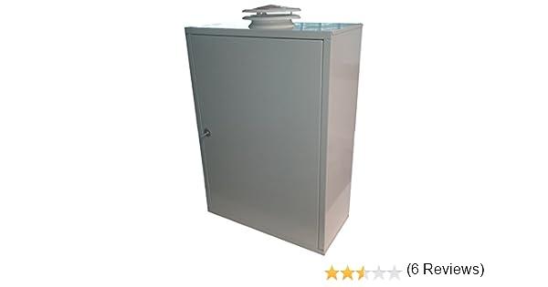 Chimeplast 700500240ARMCAL Conductos y componentes para sistemas de evacuación de humos Única: Amazon.es: Bricolaje y herramientas