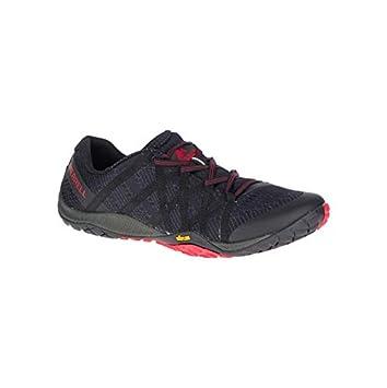 eccbaef12b8 Merrell Chaussures Homme Trail Glove 4 E-Mesh Noir  Amazon.fr ...