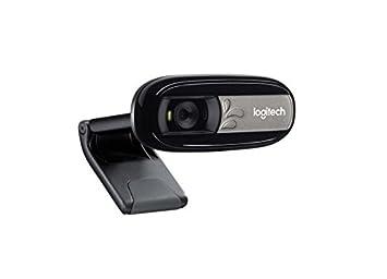 Logitech c170 webcam schwarz: amazon.de: computer & zubehör
