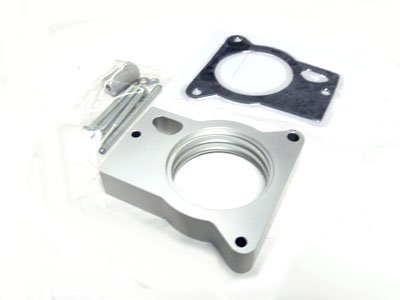 OBX Votex PowerFlow Throttle Body Spacer 96-99 Chevy/GMC K1500 Suburban and Pickup V8 5.7L (Pickup Spacer Throttle Body)