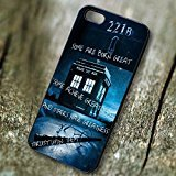 Sherlock Tardis Doctor Who Harry Potter and quote for Iphone 6 and Iphone 6s Case