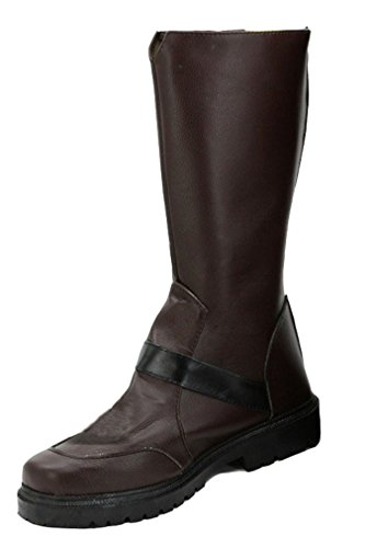 Bromeo Noragami ARAGOTO Yato Cosplay Schuhe Stiefel Stiefeletten