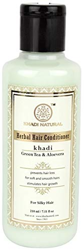 Khadi Natural Ayurvedic Greentea Aloevera Hair Conditioner
