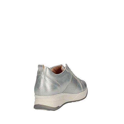 00348 Sneakers 0051 Liu L4A4 Jo Damen Silber Girl xxwtR