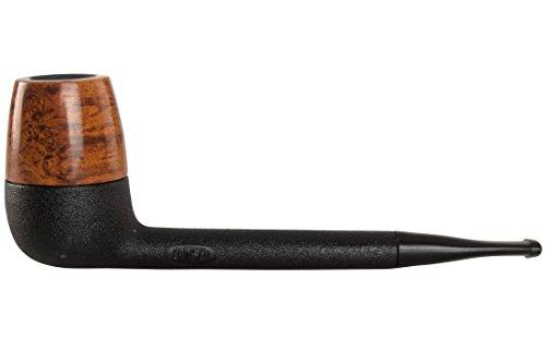 Nording Eriksen Keystone Black Stem Black Grain Bowl Tobacco (Black Stem Tobacco Pipe)