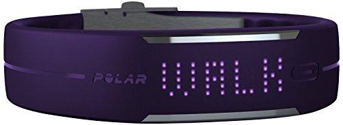 Polar Loop - Activity Tracker - blackcurrent - Aktivitätsarmband - inklusive Herzfrequenzsensor H7