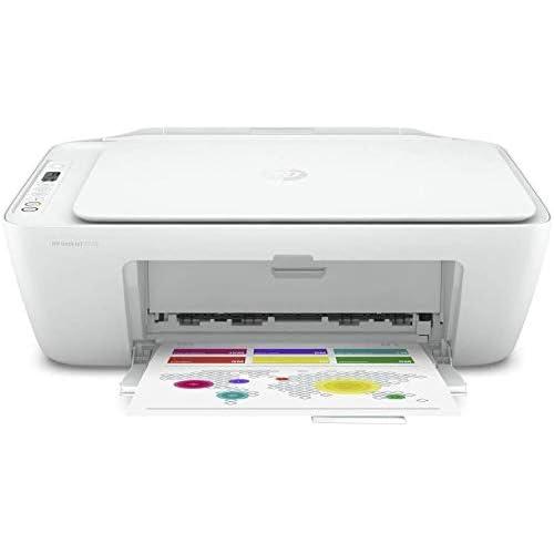 HP DeskJet 2720 - Impresora multifunción, Wi-Fi, Bluetooth, copia, escanea, compatible con Instant Ink (3XV18B) a buen precio