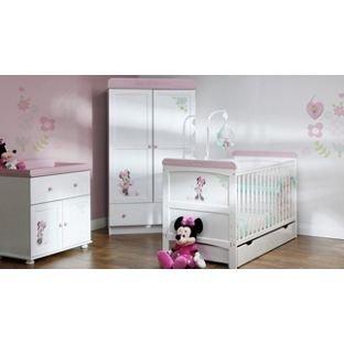 Disney Love Furniture & Bedding Set - Minnie Mouse.: Amazon.co.uk: Baby