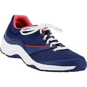 Price comparison product image Women's Vionic with Orthaheel Technology Women's Kona Navy Navy 8.5 Medium
