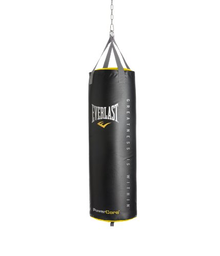 5800 Leather (Everlast Powercore Nevatear Heavy Bag (100-Pound))