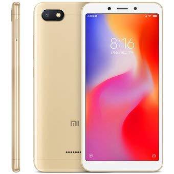 Smartphone Xiaomi Redmi 6a 16gb 2gb 4g 13mp tela 5,45 Dourado