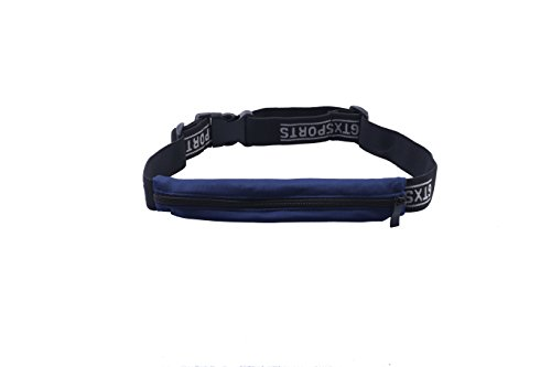 GoldenSteam Running Belt (Navy blue)
