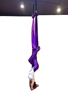 Dasking Premium Aerial Yoga Hammock Kit Flying Yoga Silk Kit