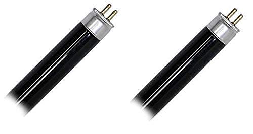 - Symban Lighting F6T5/BLB 6 Watt Fluorescent Black Light Blue Tube G5 Bi-Pin (2)