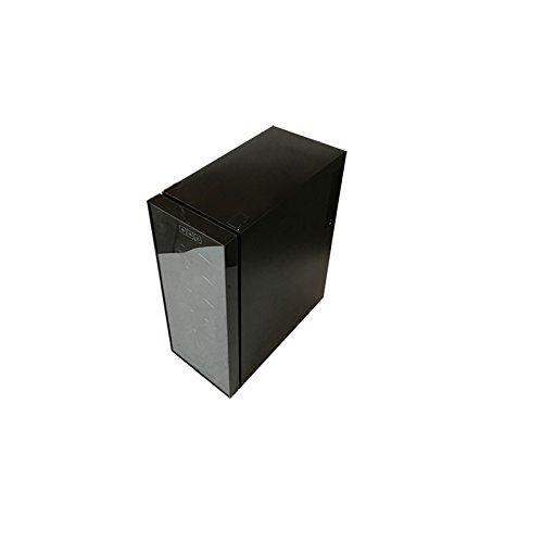 12 Bottle Stainless Steel Slim-Fit Freestanding Built-In Wine Cooler- Stainless Steel 110v (#020346) by TECHTONGDA (Image #5)