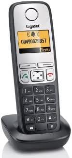 Gigaset S30852-S2251-B101-MT A400H - Teléfono inalámbrico con base de carga: Amazon.es: Electrónica