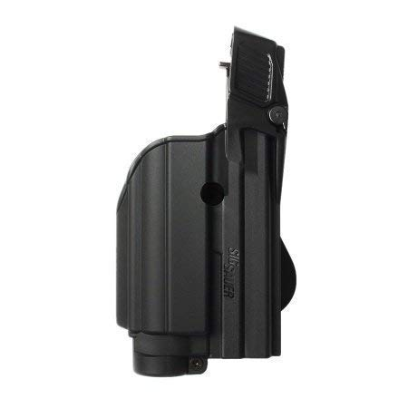 IMI holster Compatible for a Sig P220, P226, P229, SIG Pro 2022, MK25 Gun Holster Tactical light / Tactical laser holster level II (Holster For Sig P226 With Surefire X300)