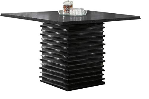 Stanton Square Counter Table Black