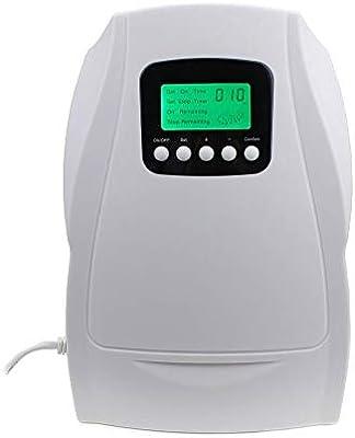 DAETNG Generador de ozono portátil, eliminador de alergias a ...