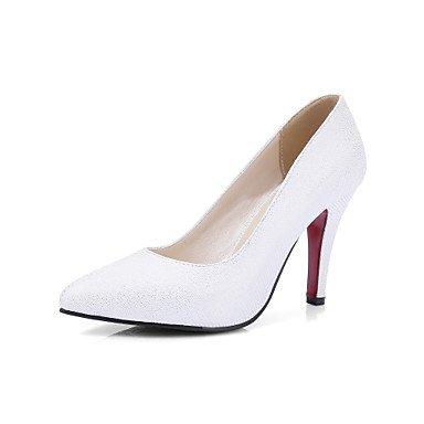 White Fall Pink Spring Zormey Shoes UK8 EU42 US10 Heels Stiletto CN43 amp;Amp; 5 Office Summer Club 5 Pu Black Winter Wedding Heel Career nt4FaWZxF