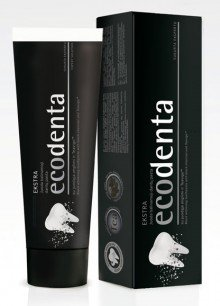 Ecodenta Black Whitening Toothpaste