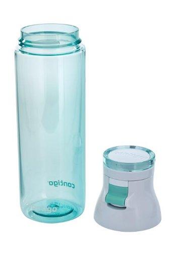 Contigo Jackson Water Bottle Grayed Jade by Contigo 24-Ounce