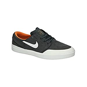Nike Stefan Janoski Hyperfeel XT mens skateboarding-shoes 855922-011_11.5 - Anthracite/White-Summit White