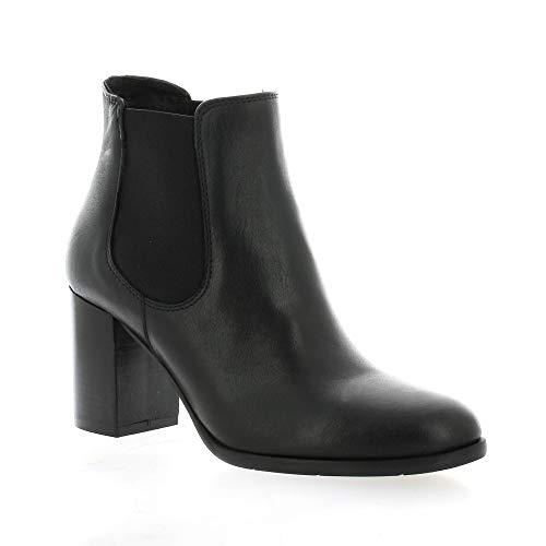 Noir Boots Boots Cuir Pao Noir Pao Cuir Boots Pao Boots Cuir Cuir Pao Noir Noir 7wXEUxq5x