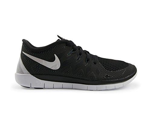 Nike Vrouwen Gratis 5,0 Running Zwart / Wit / Antraciet Voetbalschoenen
