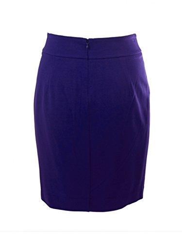 Hoss Intropia - Falda - falda tubo - Básico - para mujer Tinten Blau