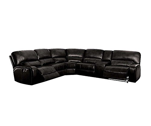 ACME Furniture Saul Sectional Sofa