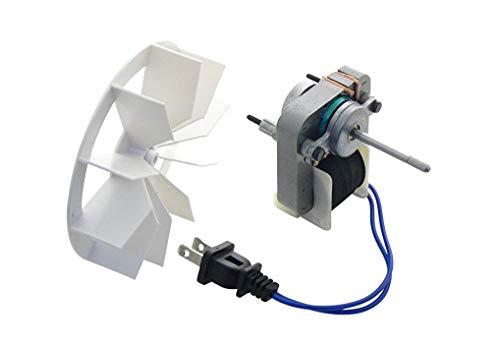 S97012038 Ventilation Fan Motor & Blower Wheel Replacement for Broan by Endurance Pro