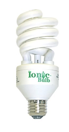 ionic air purifier light bulb - 1