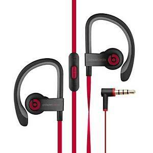 Powerbeats2 Wired In-Ear Headphone-Black (Renewed) (Beats By Dr Dre Powerbeats2 Wireless Earphones)