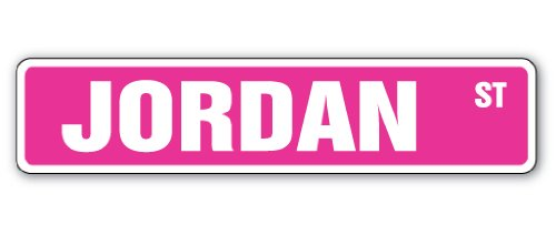 jordan as girl s name