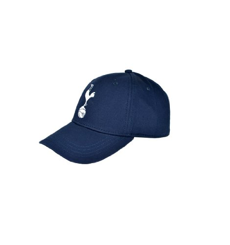New Official Football Team Baseball Cap's (Tottenham Hotspur (Blue)) by Official Football Merchandise Tottenham Hotspur (Blue)