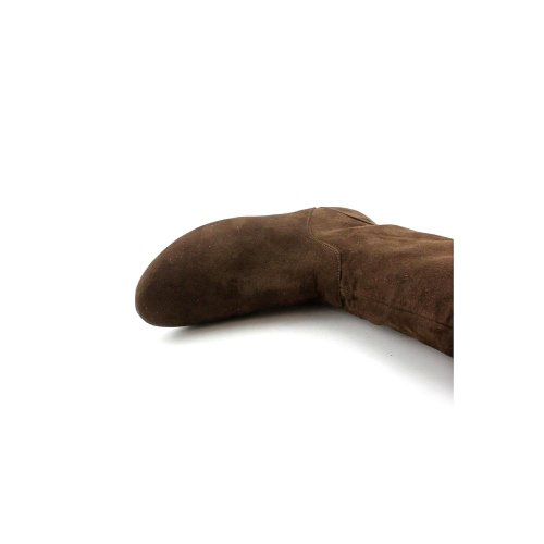 Material Women's Brown Fiber Bonita Boot Girl Micro rWrqgR