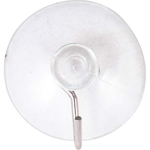 Baumgartens Metal - Baumgartens Metal Suction Cups with Hook (BAUDG4001)