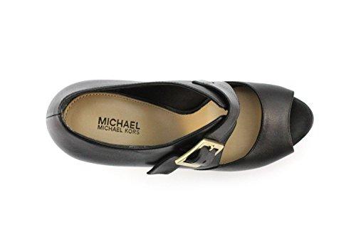 Michael Kors - Sandalias de vestir de Piel para mujer negro negro