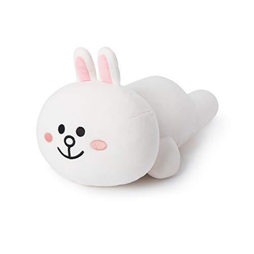 LINE FRIENDS Soft Pillow - CONY Character Mini Stuffed Cushion, ()