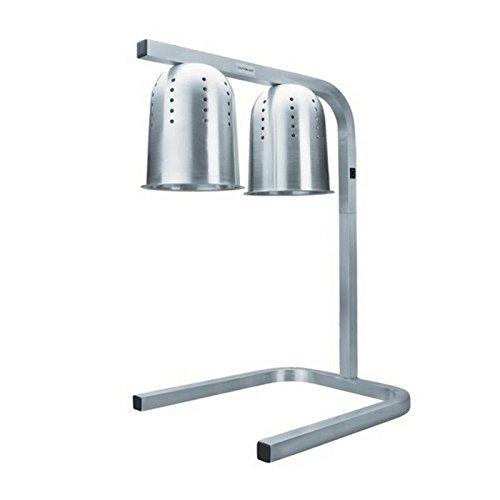 Lacor 69061 - Lámpara calentamiento infrarrojos, 550 W Lacor_69061