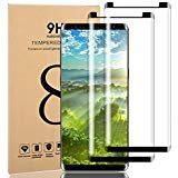 [2 Pack] Galaxy Note 8 Tempered Glass Screen
