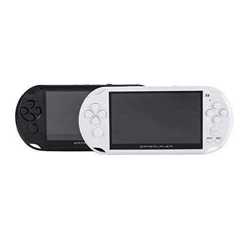Portable Size 5.0 Inch Large Screen 8GB Game Console Handheld Game Player MP3 Player Gamepad With Classic Games by SeniorMar (Image #4)