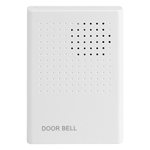 DeWin Door Bell - Welcome Guest Wired Doorbell, Alarm for Home, Office, Access Control System