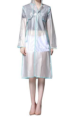 Vento Cappuccio Da Traspirante Funzionale Impermeabile Donna Con Cappotto Blau Esterno Battercake Casuale Donne Giacca Pioggia pGMqzVSU