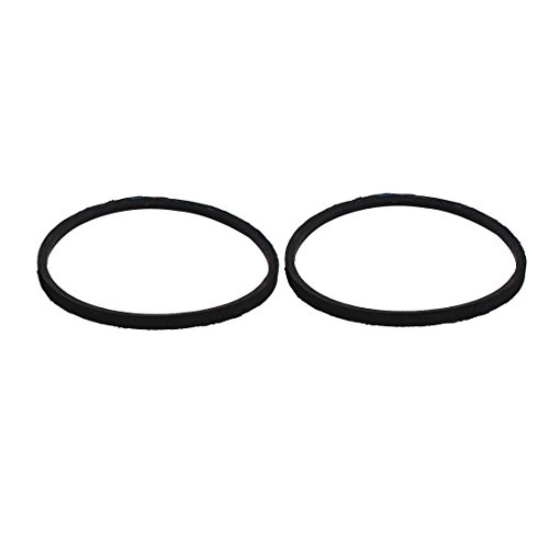 uxcell O-460E 460mm Inner Girth Transmission Drive Belt V-belt 2pcs for Washing Machine