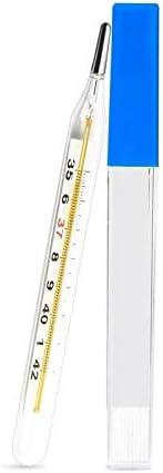 Rango de Temperatura 35 Grados C 42 Grados C Clear-Escala del hogar Grownup ni/ños axila Unwritten Term/ómetro de Cristal Jianmeiliao